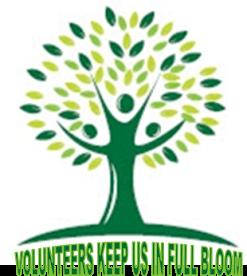 Volunteers Keep Us In Full Bloom