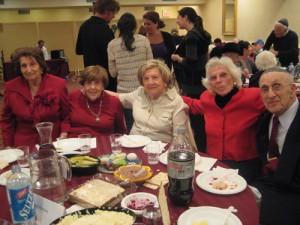 Chaverim Program for Holocaust Survivors