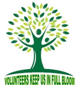 Volunteers Keep Us In Full Bloom