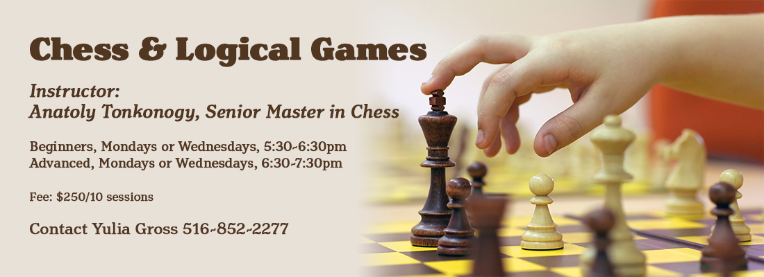 Chess & Logical Games