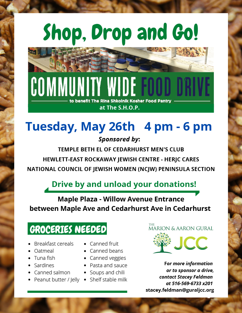 Community Wide Food Drive